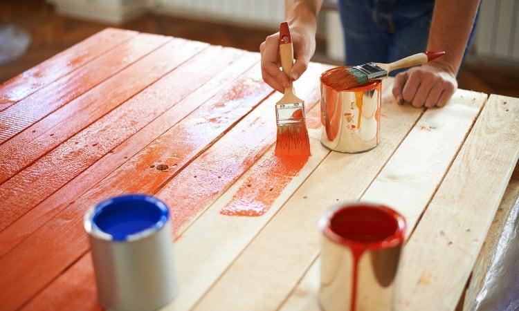 Acrylic Paint Vs Enamel