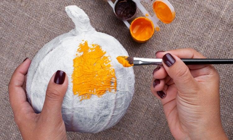 Best Paint for Paper Mache