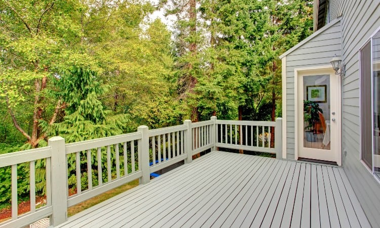 Can You Paint Trex Composite Decking