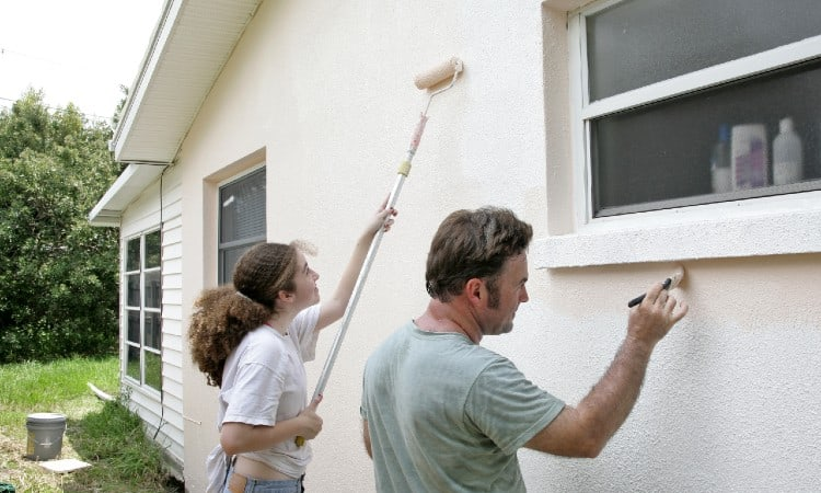Can You Use Interior Paint Outside
