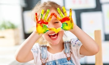 Acrylic Paint for Kids