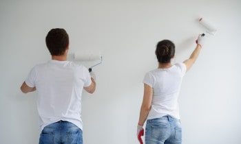 Use Ceiling Paint On Walls
