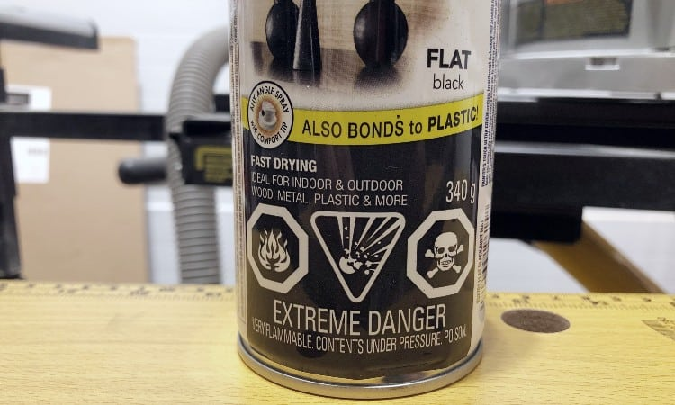 Is Paint Flammable
