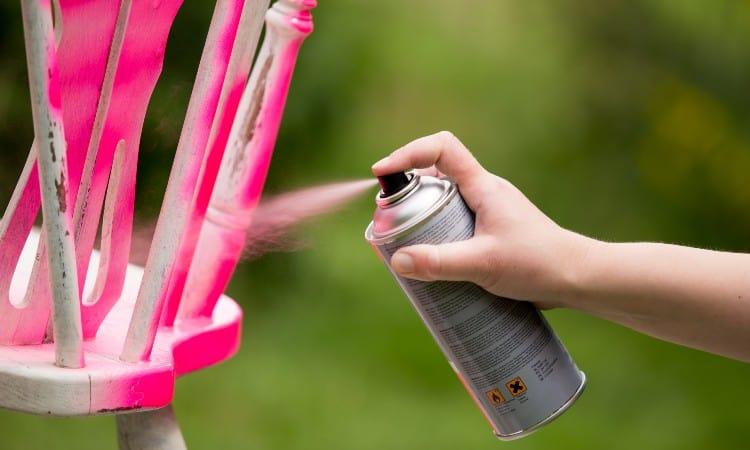 Is Spray Paint Waterproof