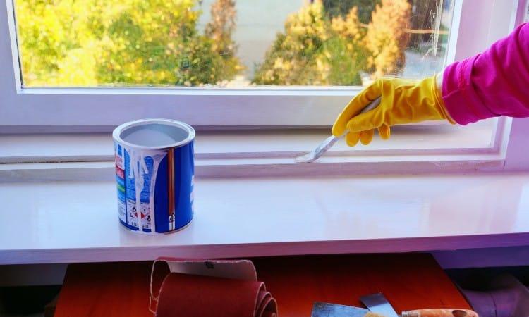 Latex vs Enamel Paint